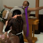 Unconventional Wedding Lolicon Shotacon 3D Images (8)